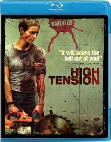 High Tension (Blu-ray Disc)