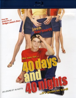 41 DAYS & 40 NIGHTS (BLU-RAY)