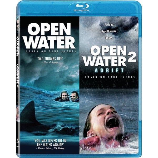 Open Water 1 & 2 (Blu-ray Disc) 7153044