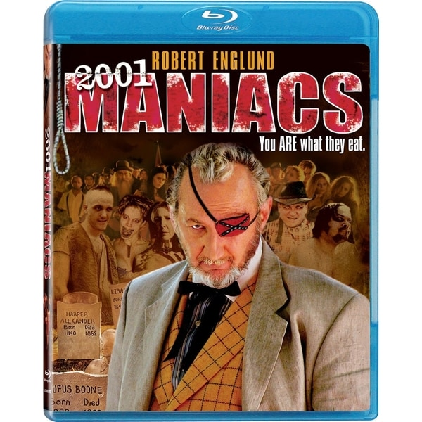 2001 Maniacs (Blu-ray Disc) 7153047