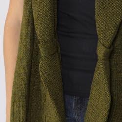 Ci Sono by Adi Juniors Asymmetrical Hem Vest
