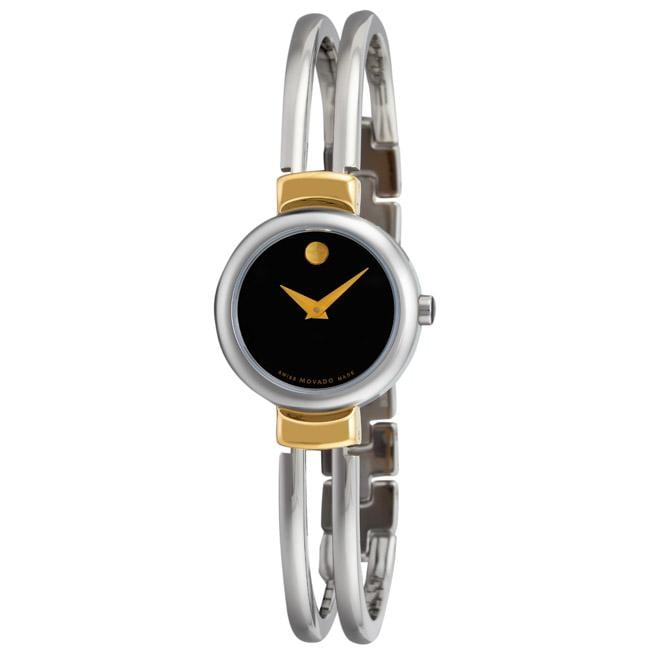 Movado Women's 0606057 'Harmony' Two-Tone Watch