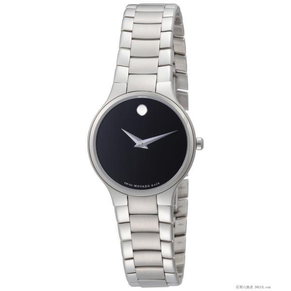 Movado Women's 'Sero' Stainless Steel Watch