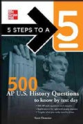5 Steps to a 5: 500 Ap History Questions to Know by Test Day (Paperback)