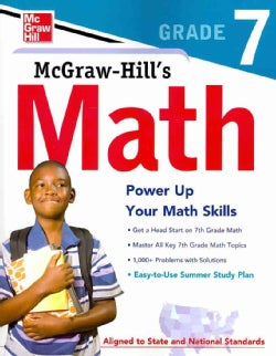 Mcgraw-Hill's Math Grade 7 (Paperback)