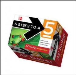 5 Steps to a 5 AP Biology Flashcards (Cards)