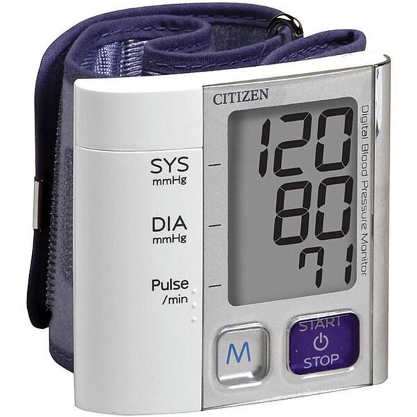Citizen Wrist Digital Blood Pressure Monitor