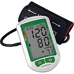 Veridian Jumbo Screen Premium Digital Blood Pressure Arm Monitor