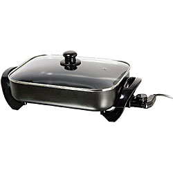 Brentwood Appliances SK-75 16-inch Electric Skillet