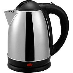 Brentwood Appliances KT-1790 Stainless 1.7-liter Electric Tea Kettle