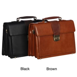 Amerileather Charisma Leather Briefcase