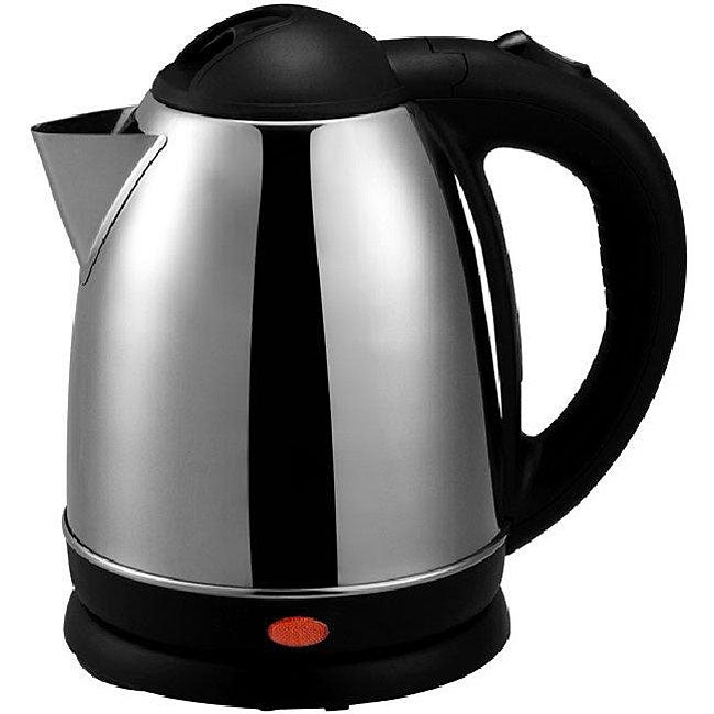 Brentwood Appliances KT-1780 Stainless 1.5-liter Electric Tea Kettle