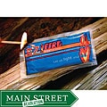 EZ Fire Single-match Firestarter (Case of 50 Pre-measured Packets)
