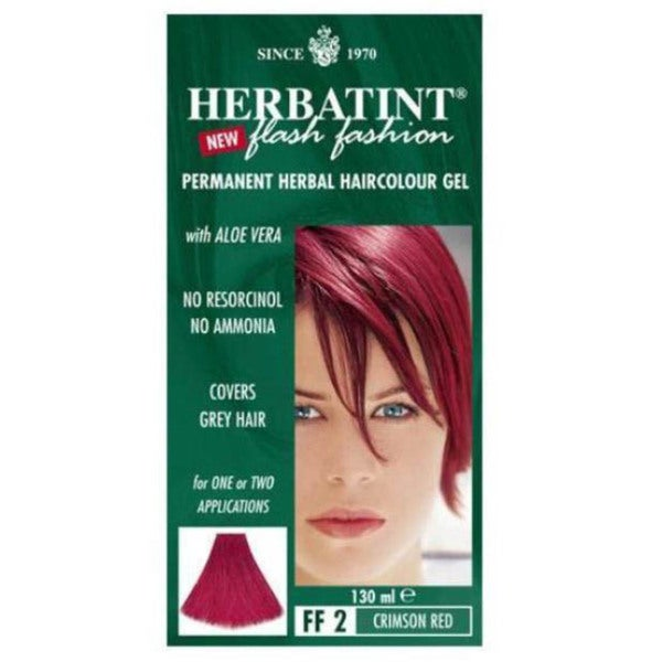 Herbatint Flash Fashion 'Crimson Red' 4.16-ounce Permanent Hair Colorant (Pack of 3)