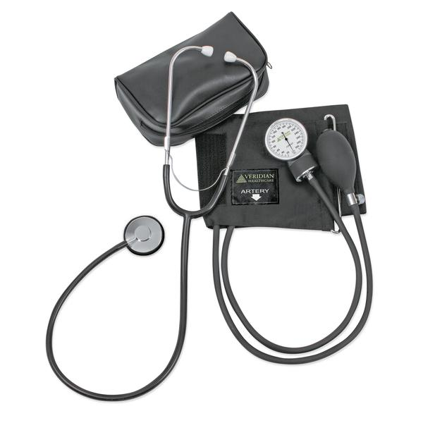 Veridian Two-party Home Blood Pressure Kit