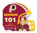 Washington Redskins 101 (Board book)