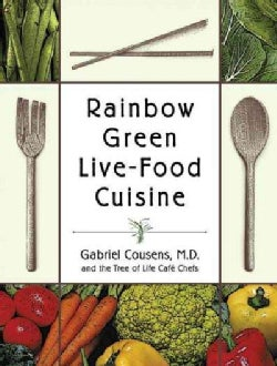 Rainbow Green Live-Food Cuisine (Paperback)