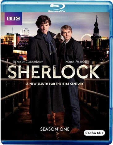 Sherlock: Season One (Blu-ray Disc)