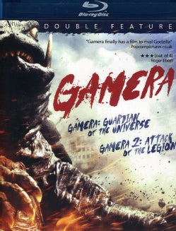 Gamera Double Feature (Blu-ray Disc)