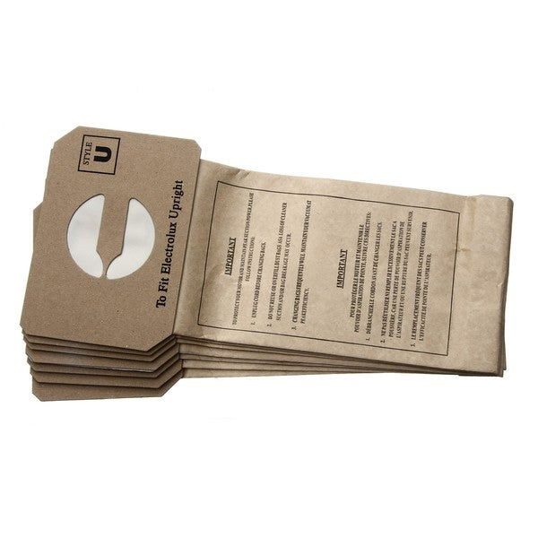 Electrolux Aerus Uprights Replacement Vacuum Bags (Case of 24)