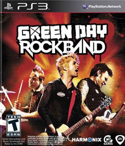 PS 3 - Green Day Rock Band (Pre-Played)