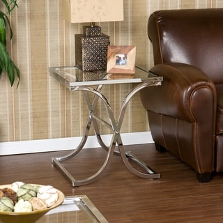 Parker Chrome End Table