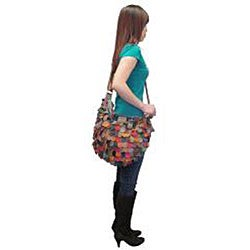 Amerileather Mermaid Shoulder Bag