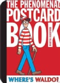 Where's Waldo? The Phenomenal Postcard Book (Paperback)