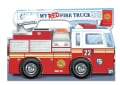 My Red Fire Truck (Board book)