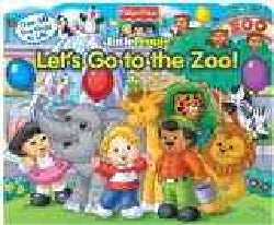 Let's Go to the Zoo! (Board book)