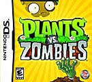 Nintendo DS - Plants Vs. Zombies