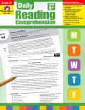 Daily Reading Comprehension, Grade 6+ (Paperback)