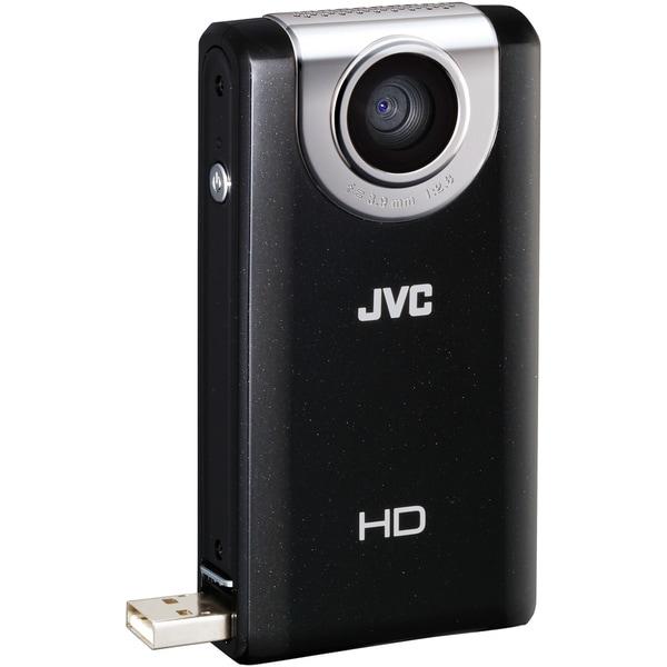 JVC Picsio GC-FM-2 Black Pocket Digital Camcorder