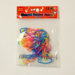 Kabella Silicon Tie Dye Musical Instruments Bands (Case of 144)