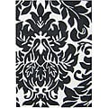 Hand-tufted Sabrina Off-white Wool Rug (8' x 10')