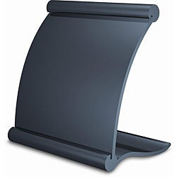 Testrite Black Eclipse Tabletop Sign Holder (Set of 5)