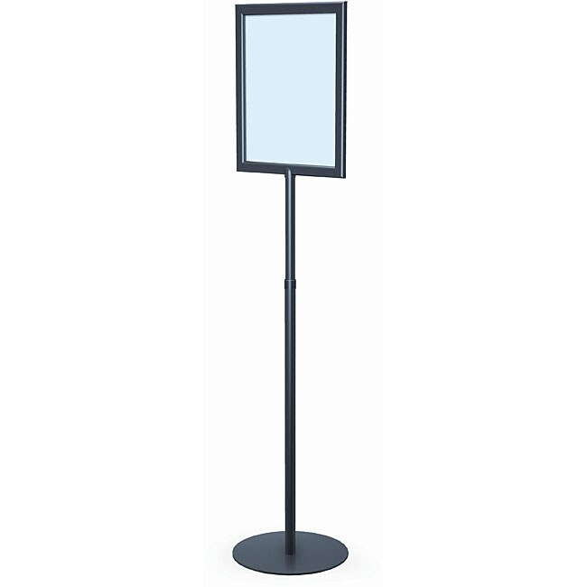 Testrite Perfex Pedestal Sign Holder