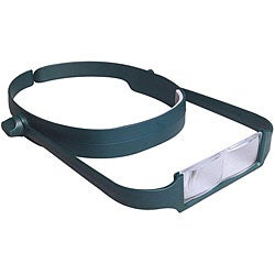 MagEyes #4 Green Single Lock Magnifier