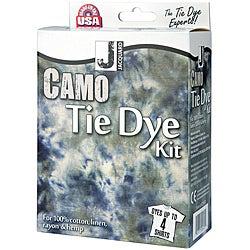 Tie Dye Camo Kit