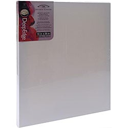 Winsor & Newton 16x20-inch Deep Edge Stretched Canvas