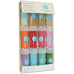 Martha Stewart 12-piece Microbeads Package