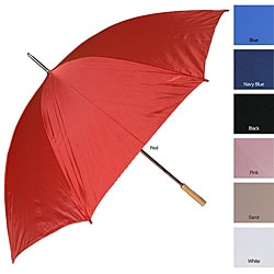 RainWorthy 60-inch Wind-proof Solid Color Umbrellas (Case of 24)
