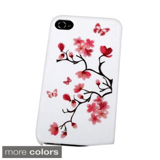 Premium Apple iPhone 4 Rubber Coated Case