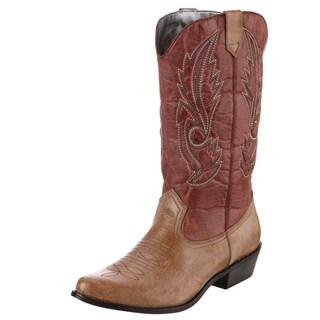 Coconuts Women's 'Gaucho' Western Boots