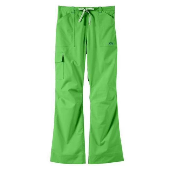 IguanaMed Wrap Cargo Iguana Green Women's Pant