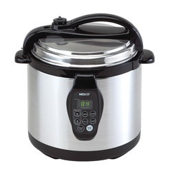 Nesco 6-qt Electric Pressure Cooker