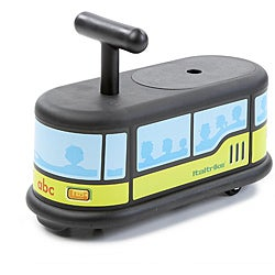Italtrike La Cosa Toy Bus Ride-on