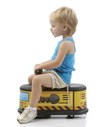Italtrike La Cosa Toy Construction Vehicle Ride-on