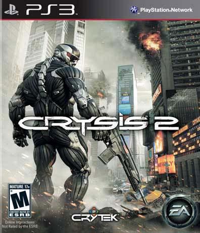 PS3 - Crysis 2