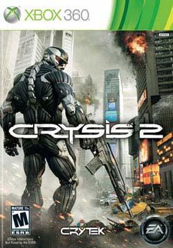 Xbox 360 - Crysis 2